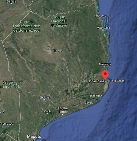 eDNA trialled for monitoring fish in community-run marine protected areas in Mozambique